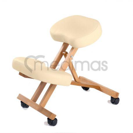 Klekačka - dřevěná klekací židle  Orion