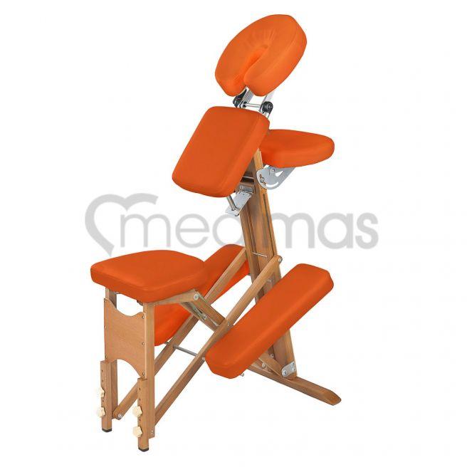Masážní židle skládací dřevěná  Vigor