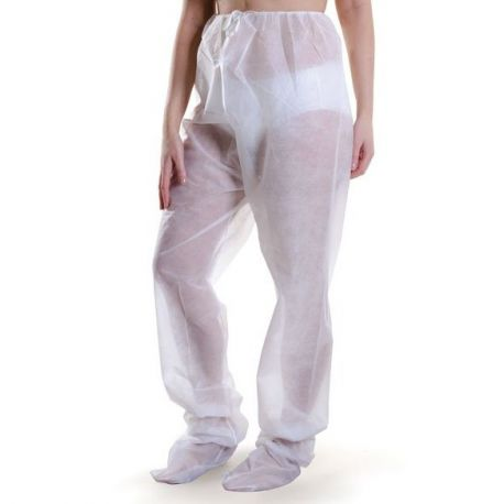 Jednorázové kalhoty z netkané textilie